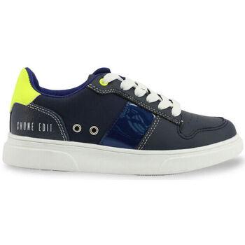 Chaussures Enfant Baskets basses Shone - s8015-013 Bleu