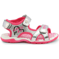 Chaussures Fille Sandales et Nu-pieds Shone - 6015-031 Gris