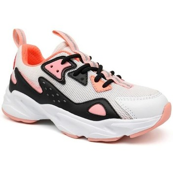 Chaussures Enfant Baskets basses Shone - 8202-001 Blanc