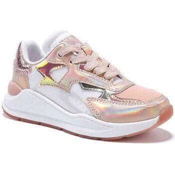 Chaussures Enfant Baskets basses Shone - 3526-011 Rose
