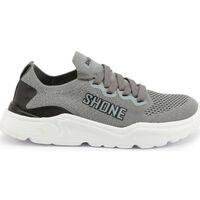 Chaussures Enfant Baskets basses Shone - 155-001 Gris
