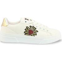 Chaussures Femme Baskets basses Shone - 620-523 Blanc