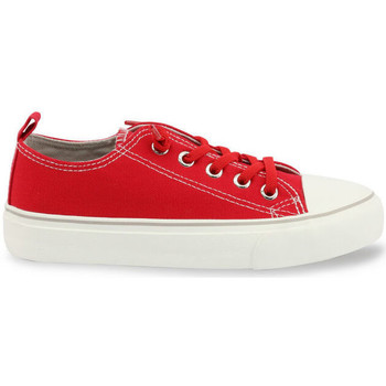 Chaussures Enfant Baskets basses Shone - 292-003 Rouge