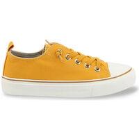 Chaussures Enfant Baskets basses Shone - 292-003 Jaune