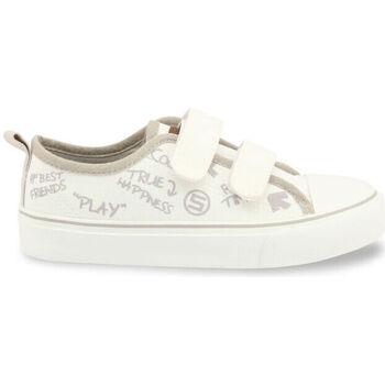 Chaussures Enfant Baskets basses Shone - 291-001 Blanc