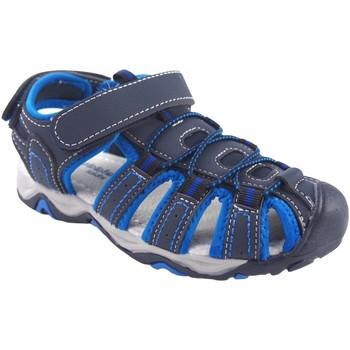 Chaussures Garçon Multisport Bubble Bobble A3242 bleu Bleu
