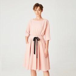 Vêtements Femme Robes courtes Smart & Joy Girofle Orange corail