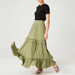 Vêtements Femme Jupes Smart & Joy Coriandre Vert kaki