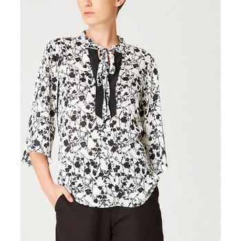 Vêtements Femme Tops / Blouses Smart & Joy Fenugrec Blanc