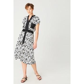Vêtements Femme Robes courtes Smart & Joy Garam Blanc