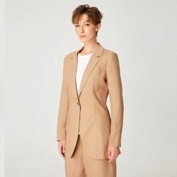 Vêtements Femme Vestes Smart & Joy Kororima Beige