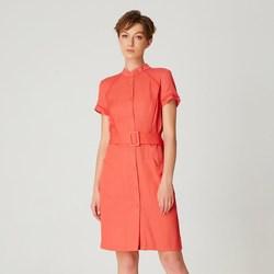 Vêtements Femme Robes courtes Smart & Joy Paprika Corail