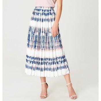 Vêtements Femme Jupes Smart & Joy Chérimole Blanc