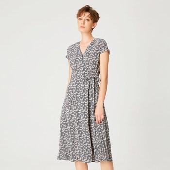Vêtements Femme Robes courtes Smart & Joy Réglisse Noir