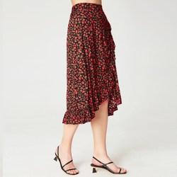 Vêtements Femme Jupes Smart & Joy Safrane Noir