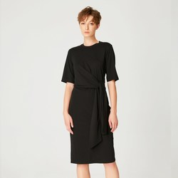 Vêtements Femme Robes courtes Smart & Joy Carambole Noir