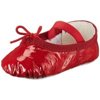 Chaussures Fille Ballerines / babies Bloch Chaussons  CHA CHA ROUGE Rouge
