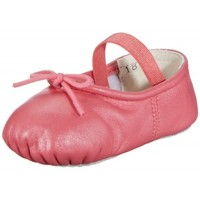 Chaussures Fille Chaussons bébés Bloch Chaussons bebe ARABELLA FRY Rose Rose