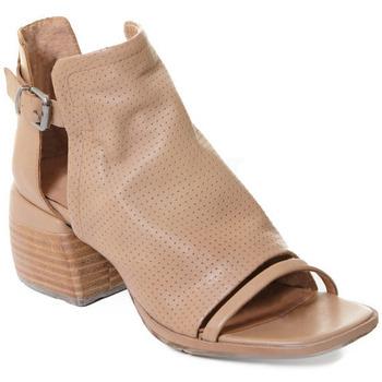 Chaussures Femme Bottines Rebecca White T0401 Beige
