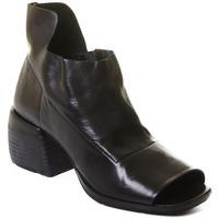 Chaussures Femme Bottines Rebecca White T0402 Noir