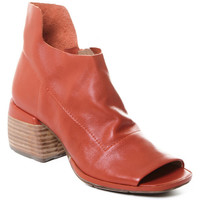 Chaussures Femme Bottines Rebecca White T0402 Rouge