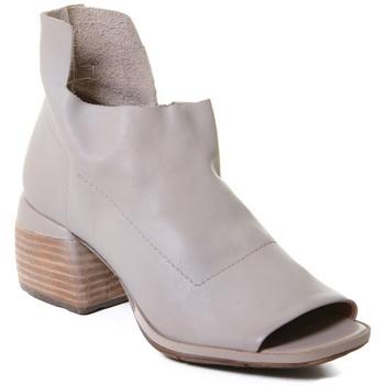Chaussures Femme Sandales et Nu-pieds Rebecca White T0402 Gris