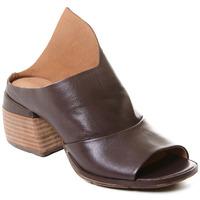 Chaussures Femme Bottines Rebecca White T0403 Marron