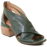 Chaussures Femme Low boots Rebecca White T0409 Vert