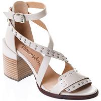 Chaussures Femme Escarpins Rebecca White T0501 Gris