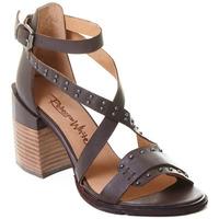 Chaussures Femme Escarpins Rebecca White T0501 Marron