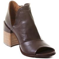 Chaussures Femme Bottines Rebecca White T0504 Marron