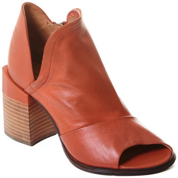 Chaussures Femme Bottines Rebecca White T0504 Rouge