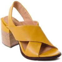 Chaussures Femme Sandales et Nu-pieds Rebecca White T0507 Jaune