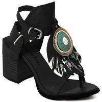 Chaussures Femme Escarpins Rebecca White T0509 Noir