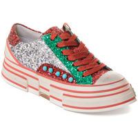 Chaussures Femme Baskets mode Rebecca White T2208 Multicolore