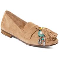 Chaussures Femme Mocassins Rebecca White T3506 Marron