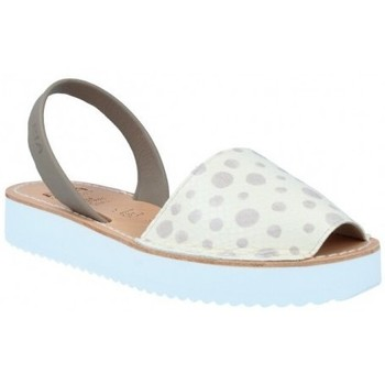 Chaussures Femme Sandales et Nu-pieds Ria Sandalias Menorquinas Abarcas mujer de  27300-2-S2 Multicolore
