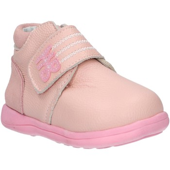 Chaussures Fille Boots Happy Bee B167794-B1153 Rosa