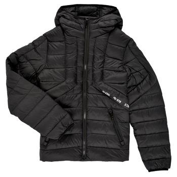 Vêtements Garçon Doudounes Diesel JDWAIN Noir