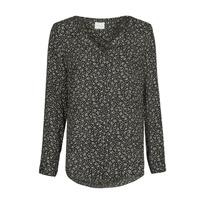 Vêtements Femme Tops / Blouses Vila VILUCY Noir