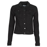Vêtements Femme Vestes en jean Vila VISHOW Noir