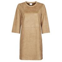 Vêtements Femme Robes courtes Vila VISUDA Marron