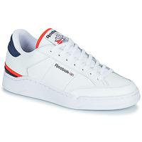 Chaussures Baskets basses Reebok Classic AD COURT Blanc / Bleu / Rouge