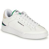 Chaussures Baskets basses Reebok Classic AD COURT Blanc / Vert
