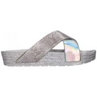 Chaussures Femme Mules Kelara K12033 Mujer Plata Argenté