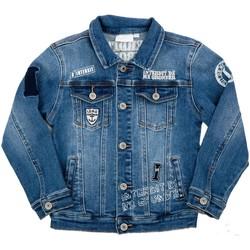 Vêtements Enfant Vestes en jean Interdit De Me Gronder DENIMA Bleu