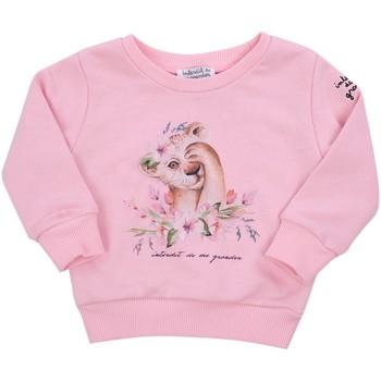 Vêtements Fille Sweats Interdit De Me Gronder LIONA Rose