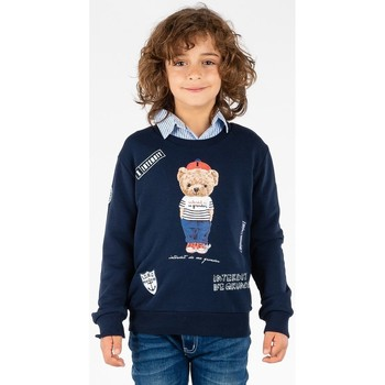 Vêtements Enfant Sweats Interdit De Me Gronder NAVYRA Bleu marine