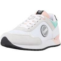Chaussures Femme Baskets basses Colmar Baskets Femmes  Wage Travis Mellow ref 53059 Blanc Blanc