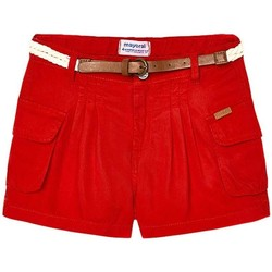 Vêtements Fille Shorts / Bermudas Mayoral  Rojo